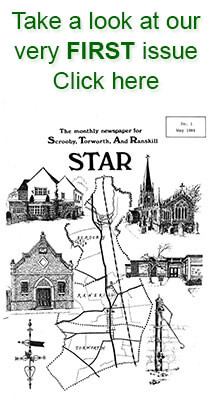 The First Issue of The Star, 1984